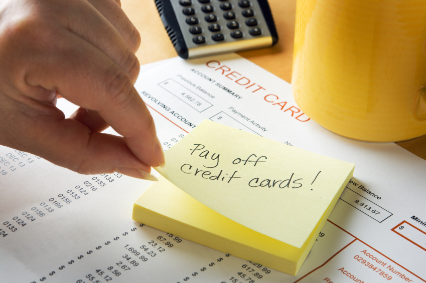 What's the Best Way to Get Out of Credit Card Debt? - Credit Sesame