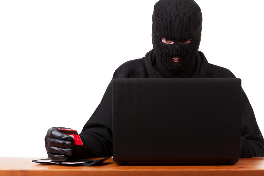 identity theft stolen credit card