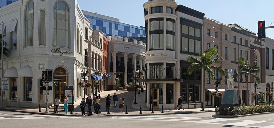 Rodeo Drive shopping tip: If you have ask, you can't afford it. Photo: http://bit.ly/1kGEXkl