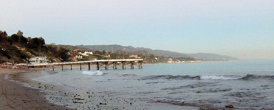 Malibu Surfrider Beach was dedicated as the first World Surfing Reserve. Photo: http://bit.ly/1L6Mpe8