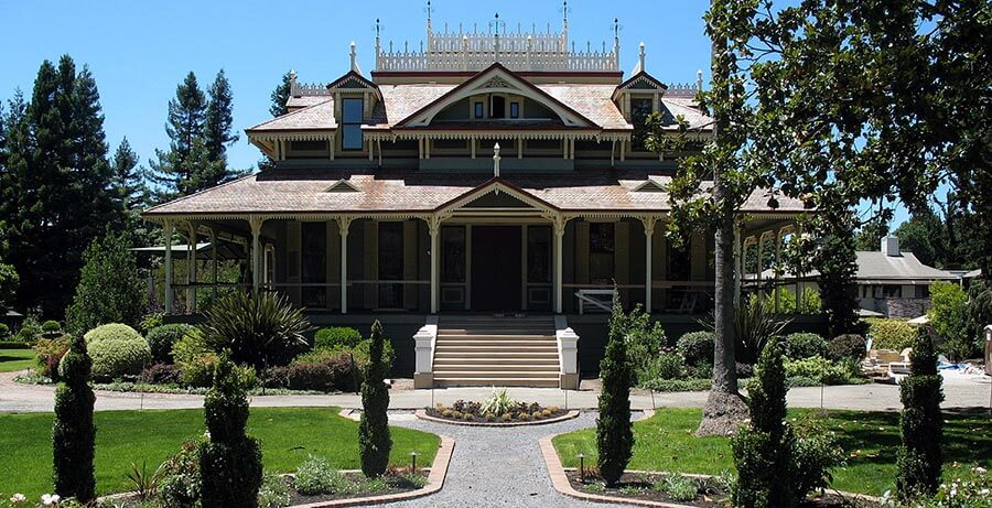 The McDonald Mansion, a historic residence of the McDonald family. Photo: http://bit.ly/1OrtTEQ