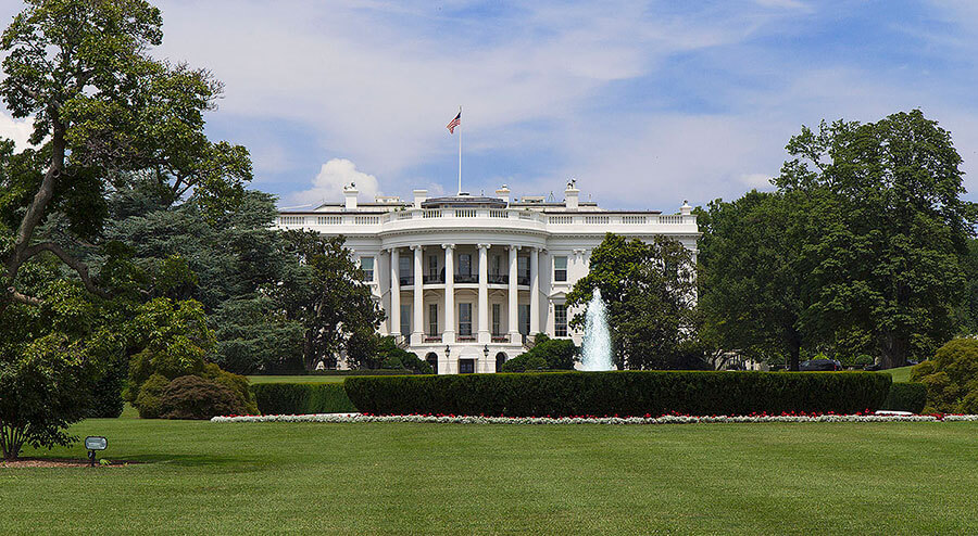 16 bedroom for rent in 2016. Close to museums, must provide proof of presidential employment. Photo: http://bit.ly/1QsgbCf