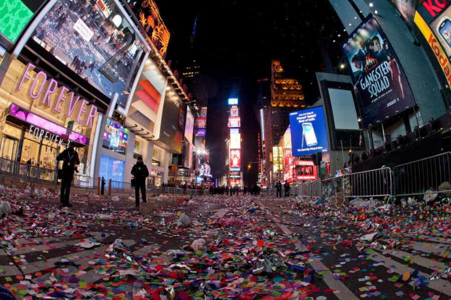 10 Party-Friendly Cities to Spend New Year's Eve on a ...