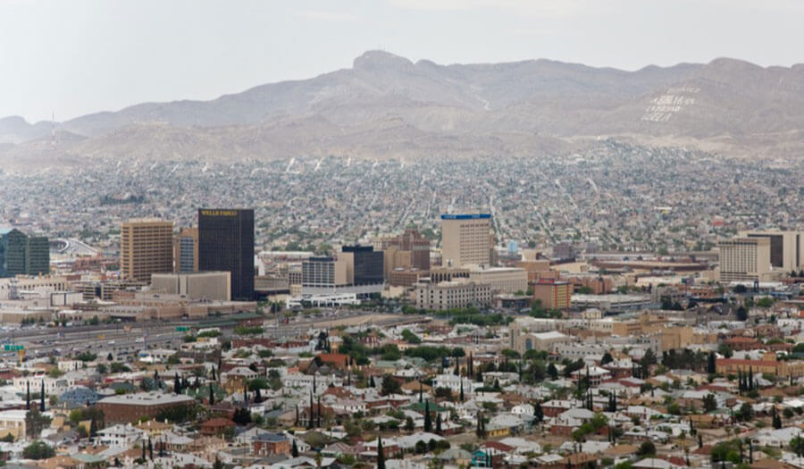 The El Paso metro area has a GDP of almost $30 Billion. Nice. Photo: http://bit.ly/1Zc4dhP