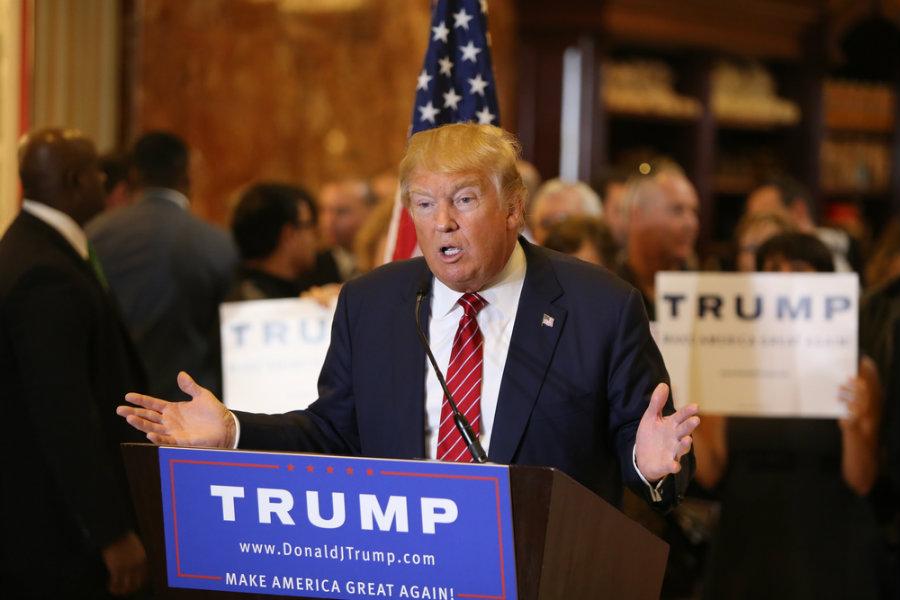 TrumpDonaldTrumpSupporters