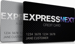 Image result for Express Next Credit Card