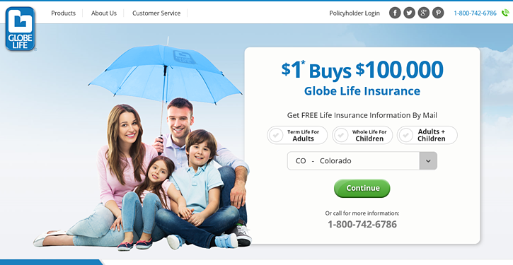 Globe Life Insurance Review 2016