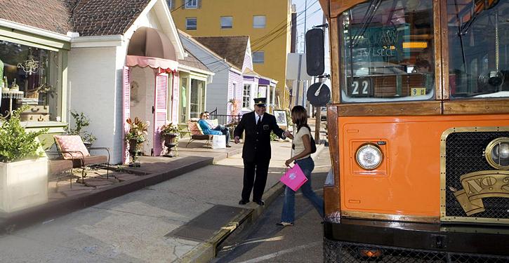 Fondren District Trolley, Jackson, MS | http://bit.ly/2cUU7U8
