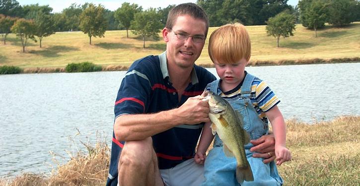 Fishing in Tulsa, OK | http://bit.ly/2dJMVWQ