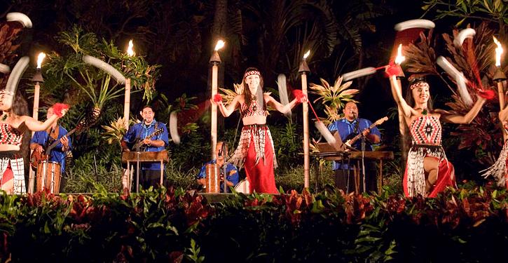 Hawaiian Luau | http://bit.ly/2gVifEQ