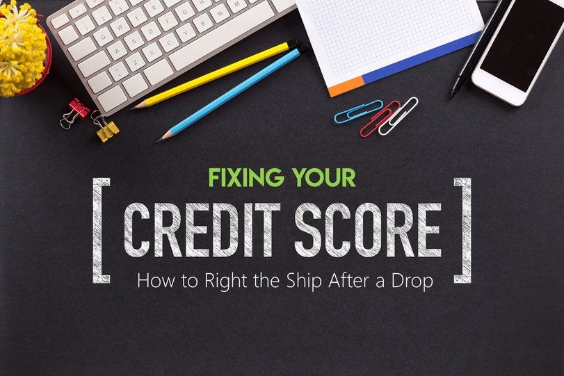 Image result for How to fix bad credit